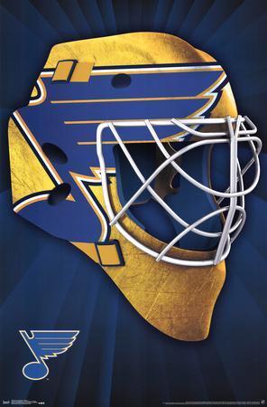 St. Louis Blues- Mask 17