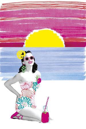 Beach Glam!