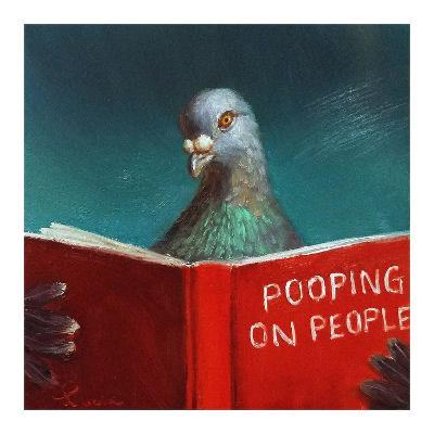 Pooping on People