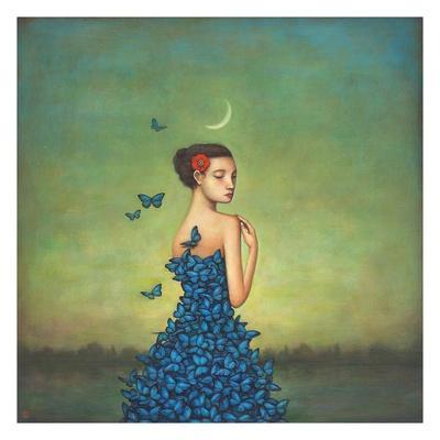 Metamorphosis in Blue