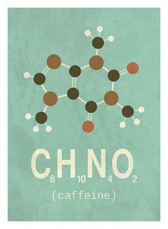 Molecule Caffeine