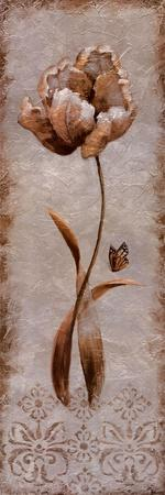 Tulip & Butterfly II