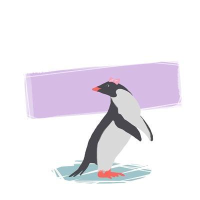 Minimalist Penguin, Girls Part I
