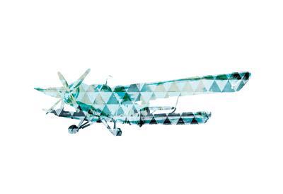 Sky Plane Triangles