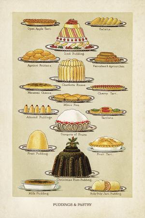 Vintage Puddings