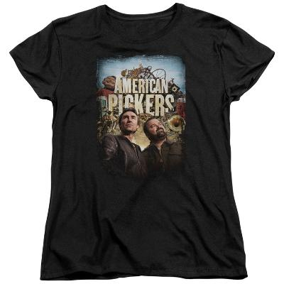 Womens: American Pickers- Mike & Frank Pick Masters