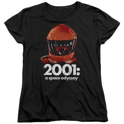 Womens: 2001 A Space Odyssey/Red Space Helmet