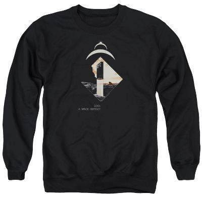 Crewneck Sweatshirt: 2001 A Space Odyssey/Cosmic Monolith