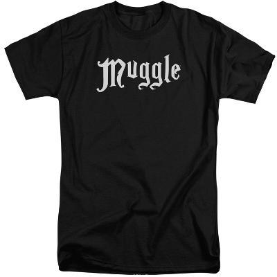 Harry Potter- Muggle Badge (Big & Tall)