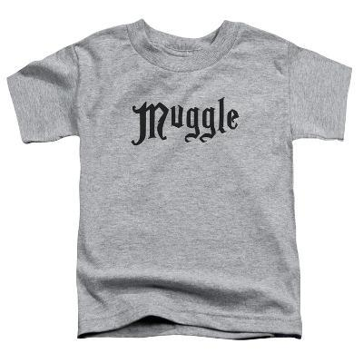Toddler: Harry Potter- Muggle Label