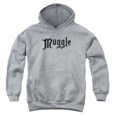 Youth Hoodie: Harry Potter- Muggle Label