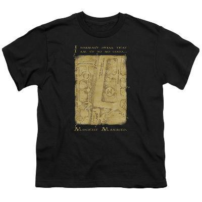 Youth: Harry Potter- Marauder's Map Mischief Managed