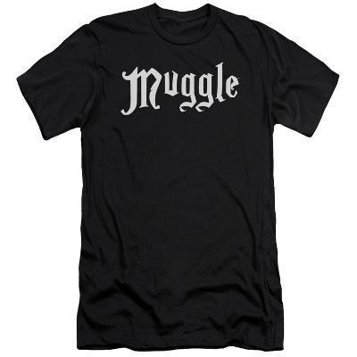 Harry Potter- Muggle Badge Slim Fit