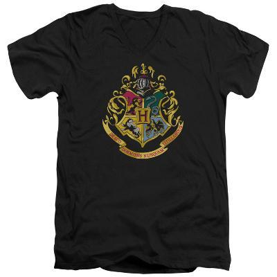 Harry Potter- Hogwarts Crest V-Neck