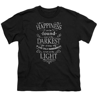 Youth: Harry Potter- Happiness Can Be Found In Darkness