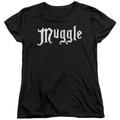 Womens: Harry Potter- Muggle Badge