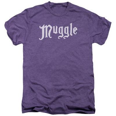 Harry Potter- Muggle Label (Premium)