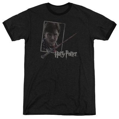 Harry Potter- Wand And Portrait Ringer