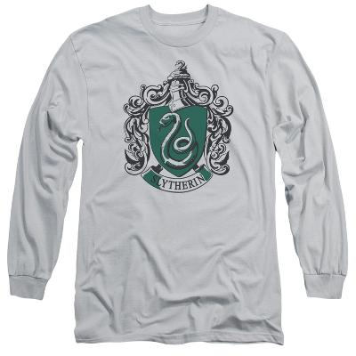 Long Sleeve: Harry Potter- Slytherine Crest