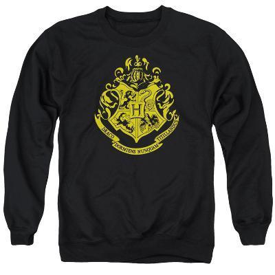 Crewneck Sweatshirt: Harry Potter- Hogwarts Crest