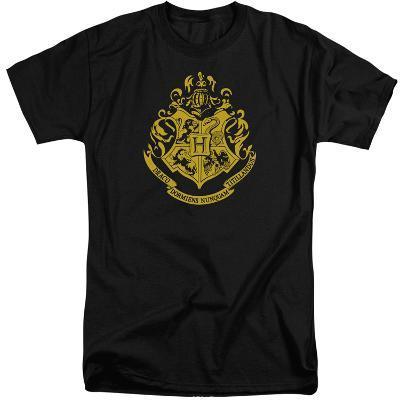 Harry Potter- Hogwarts Crest (Big & Tall)