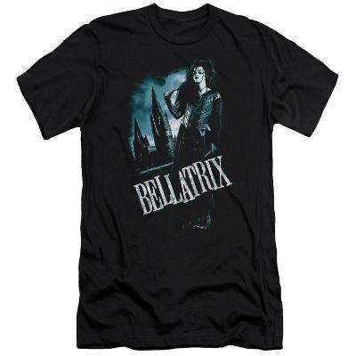 Harry Potter- Bellatrix In Profile Slim Fit