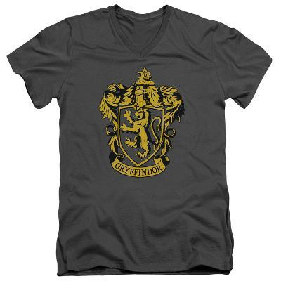 Harry Potter- Gryffindor Crest V-Neck