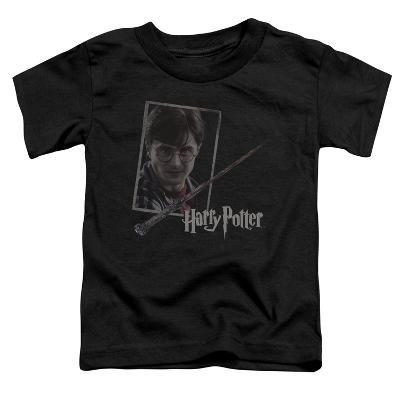 Toddler: Harry Potter- Wand And Portrait