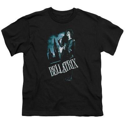 Youth: Harry Potter- Bellatrix In Profile