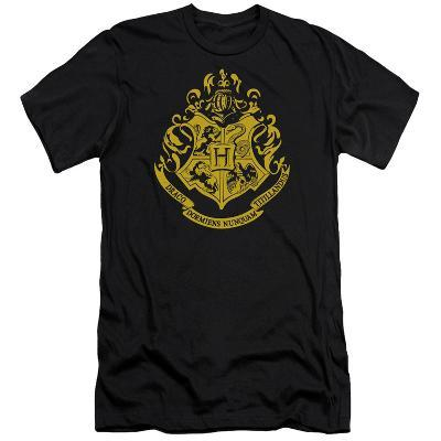 Harry Potter- Hogwarts Crest Slim Fit