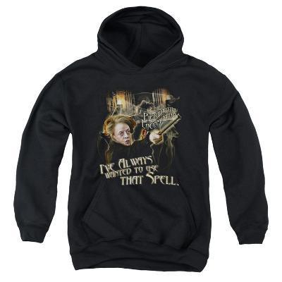 Youth Hoodie: Harry Potter- Mcgonagall Piertotum Locomotor