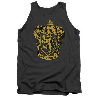 Tank Top: Harry Potter- Gryffindor Crest