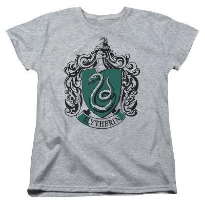 Womens: Harry Potter- Slytherine Crest