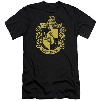 Harry Potter- Hufflepuff Crest Slim Fit