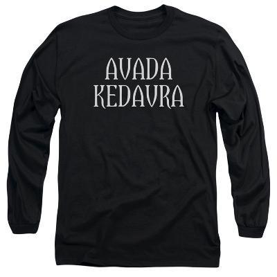 Long Sleeve: Harry Potter- Avada Kedavra
