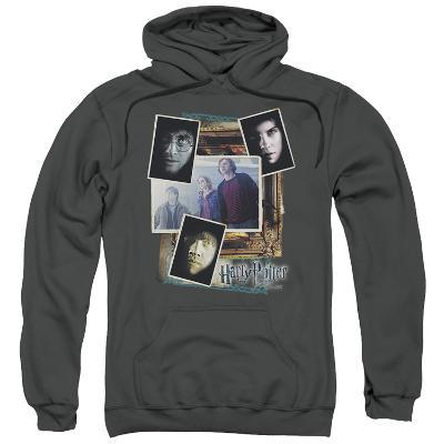 Hoodie: Harry Potter- Trio Collage