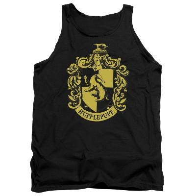 Tank Top: Harry Potter- Hufflepuff Crest
