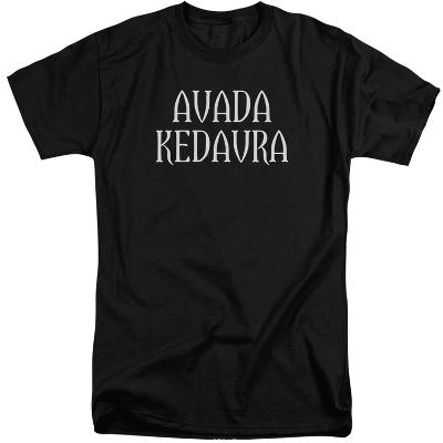 Harry Potter- Avada Kedavra (Big & Tall)
