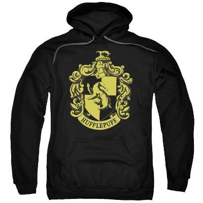 Hoodie: Harry Potter- Hufflepuff Crest