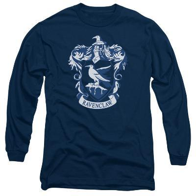 Long Sleeve: Harry Potter- Ravenclaw Crest