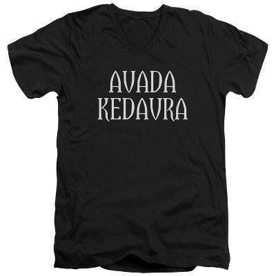 Harry Potter- Avada Kedavra V-Neck