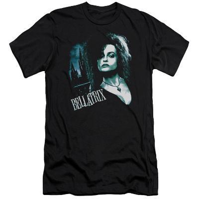 Harry Potter- Bellatrix Closeup Slim Fit