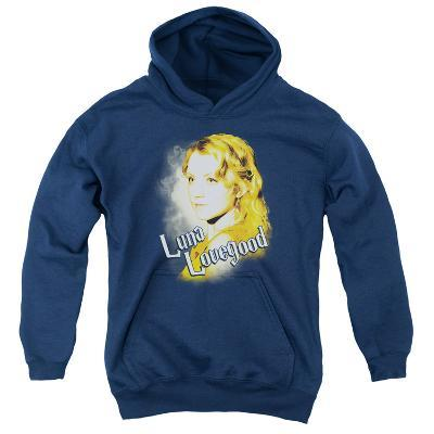 Youth Hoodie: Harry Potter- Luna Lovegood Profile