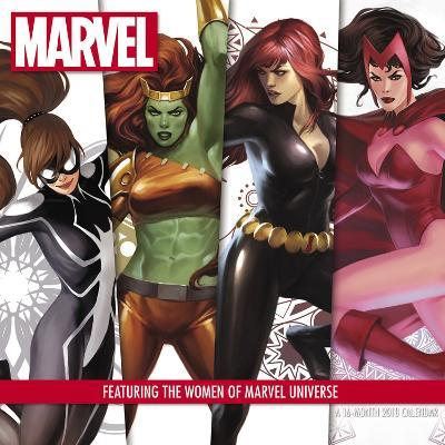 Women of Marvel - 2018 Calendar