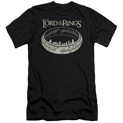 Lord Of The Rings- Ring Journey Slim Fit
