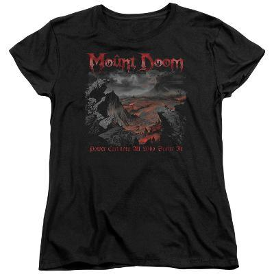 Womens: Lord Of The Rings- Mount Doom Corruption