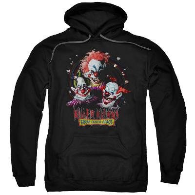 Hoodie: Killer Klowns From Outer Space- Killer Trio