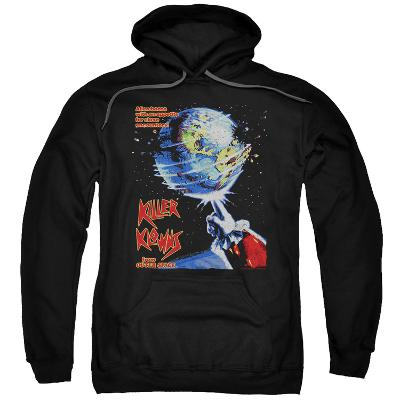 Hoodie: Killer Klowns From Outer Space- Alien Bozos Poster