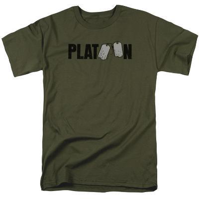 Platoon- Tag Logo