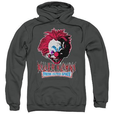 Hoodie: Killer Klowns From Outer Space- Rough Clown